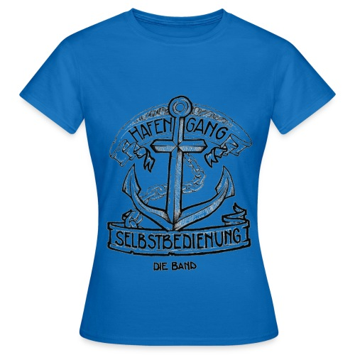 Hafengang Shirt Logo3 png - Frauen T-Shirt
