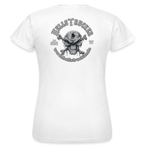 HellsTruckerLogo - Frauen T-Shirt