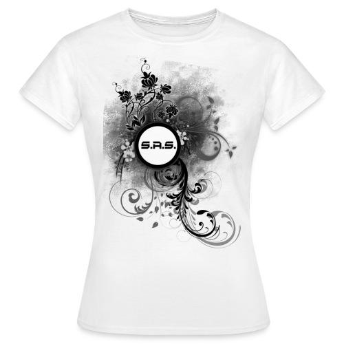 swirls2 png - Vrouwen T-shirt
