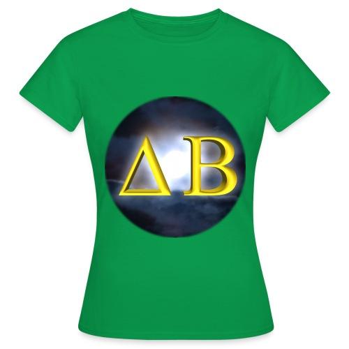 Darkbinder_rund - Frauen T-Shirt