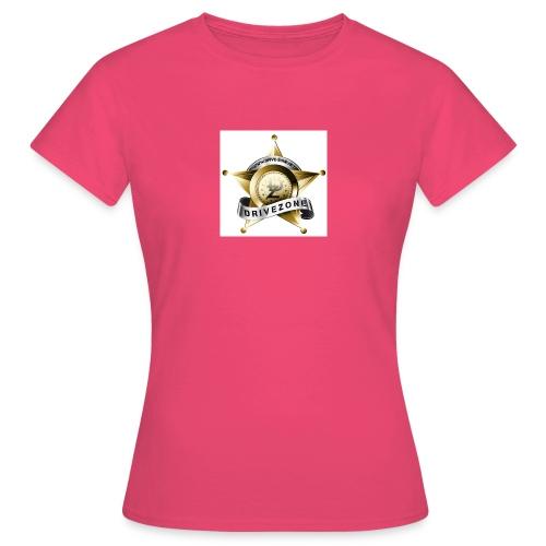 drivezone - Frauen T-Shirt