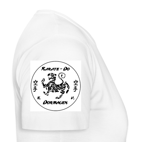 KDD Logo schwarz jpg - Frauen T-Shirt