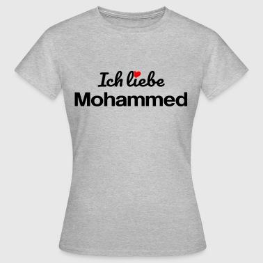 Mohammed - Frauen T-Shirt