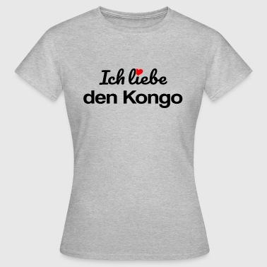 den Kongo - Frauen T-Shirt
