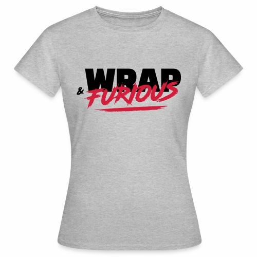 Wrapandfurio - T-shirt Femme