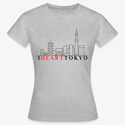 I HEART TOKYO Ver.1 - T-shirt Femme