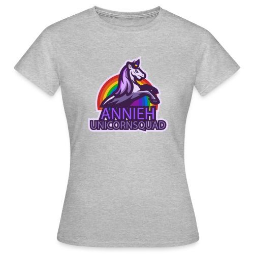 Annieh Unicorn Squad - Vrouwen T-shirt