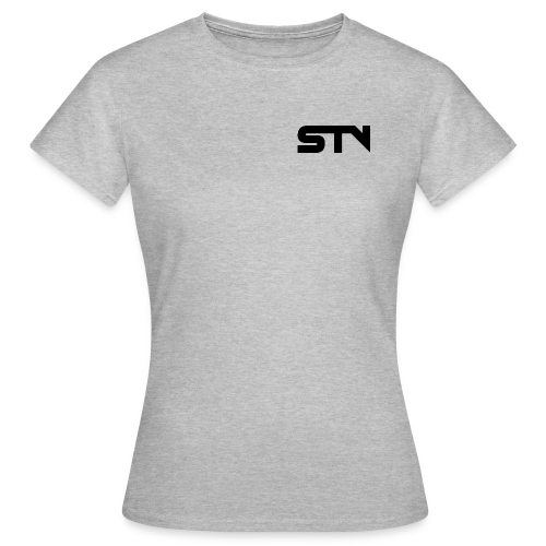 STV Logo Black - Women's T-Shirt