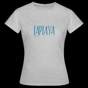 playa - Camiseta mujer