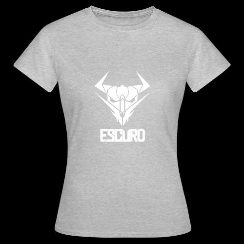 Escuro Merchandise - Vrouwen T-shirt