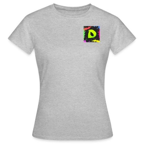 Logo de drek sur la poitrine - T-shirt Femme
