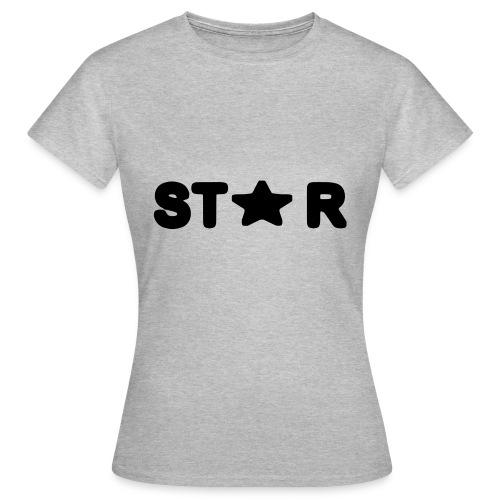 i see a star - Women's T-Shirt