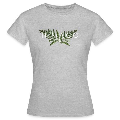 NIMACO Farn, weiß - Frauen T-Shirt