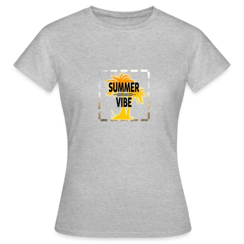 Summer Vibe ( Sommer Stimmung) - Frauen T-Shirt