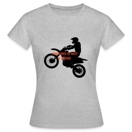 ENDURO - Frauen T-Shirt