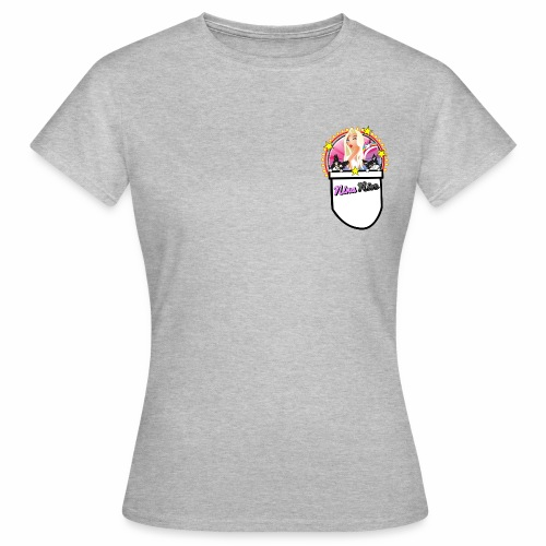 Nina Nice Pocket - Frauen T-Shirt