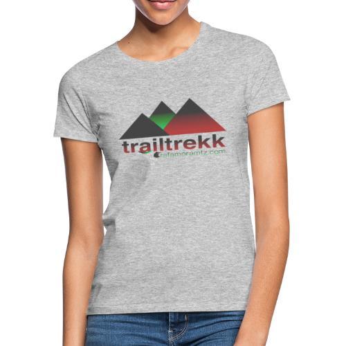 TRAILTREKK - Camiseta mujer
