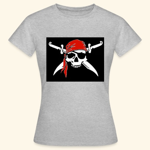 Bones Flag - Camiseta mujer