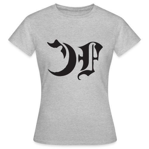 CF cropped - Women's T-Shirt