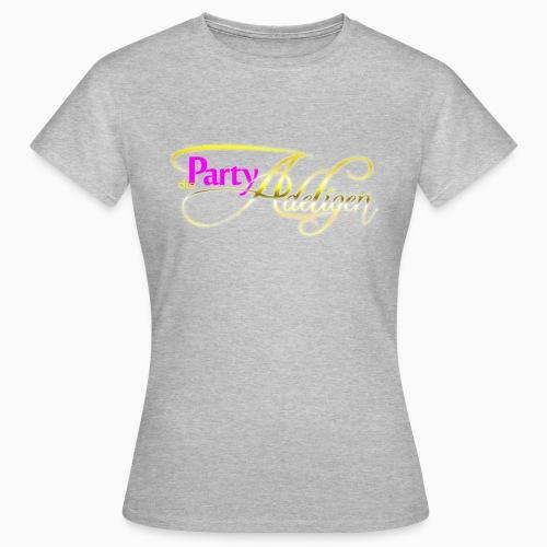 Die PartyAdeligen - Frauen T-Shirt