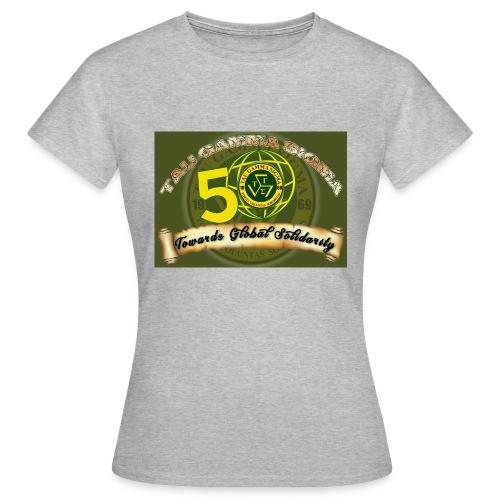 tau gamma - Women's T-Shirt