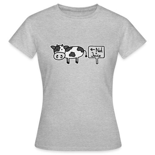 Not Juice (Original) - Women's T-Shirt
