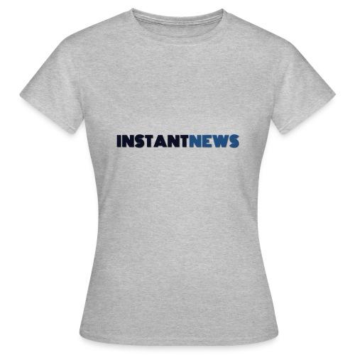 instantnews - Maglietta da donna