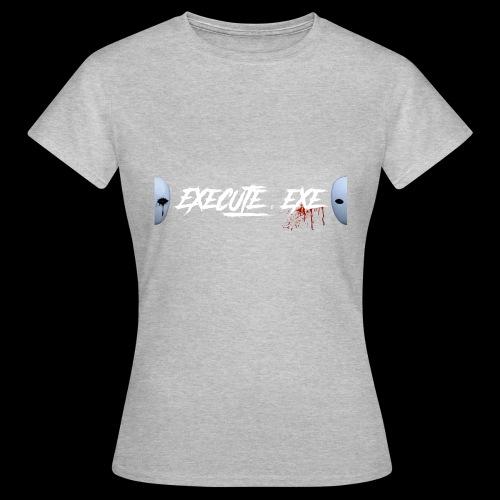 execute.exe - T-shirt Femme
