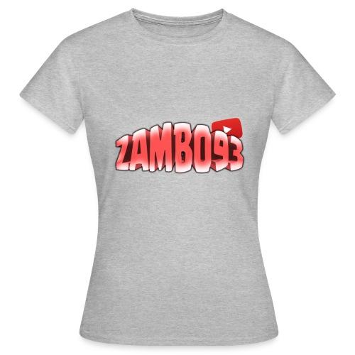 ZAMBO93OFFICIAL - Maglietta da donna
