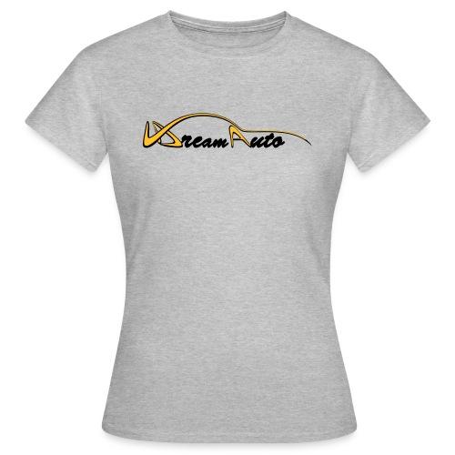 V DreamAuto - T-shirt Femme