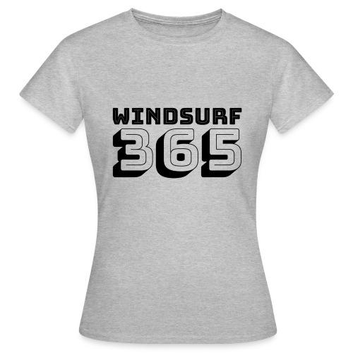Windsurfing 365 - Women's T-Shirt