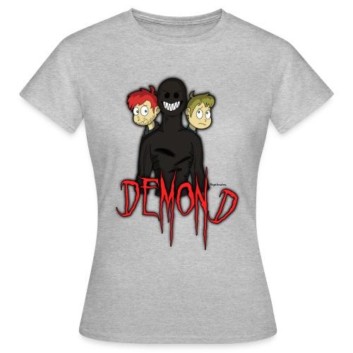'DEMOND' Tshirt (Colesy Gaming - YouTuber) - Women's T-Shirt