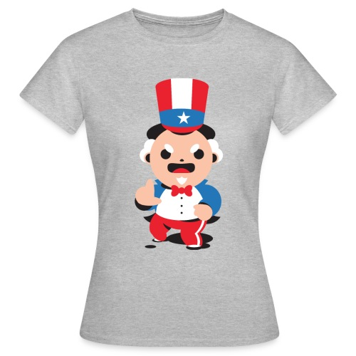 Oncle S - T-shirt Femme