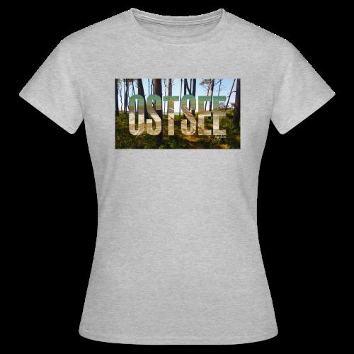 Ostsee - Frauen T-Shirt