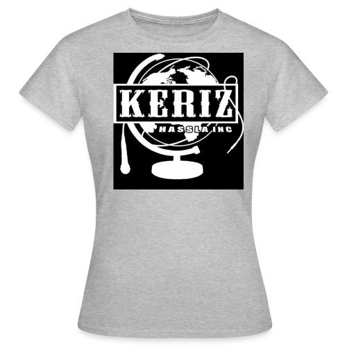 Logo Keriz - Frauen T-Shirt