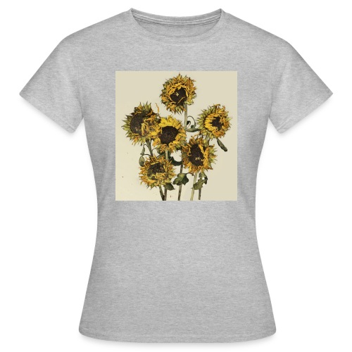 Sunflowers - Women's T-Shirt