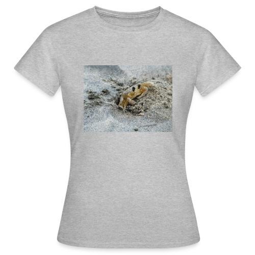 Crabe - T-shirt Femme