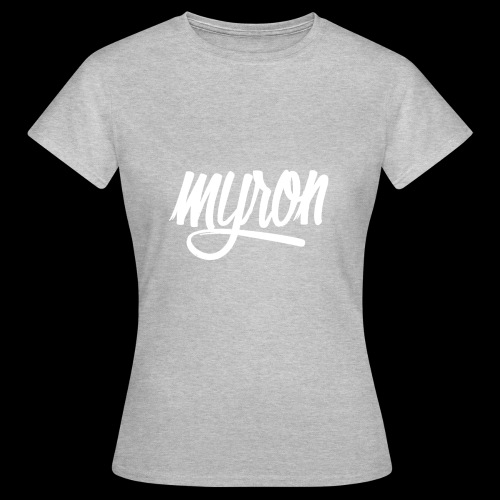 Myron - Vrouwen T-shirt