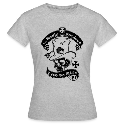 MTKPR029 Ases - Camiseta mujer