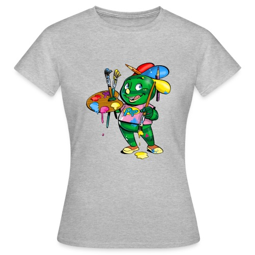 Pepilo - die beliebte Comicfigur - Frauen T-Shirt