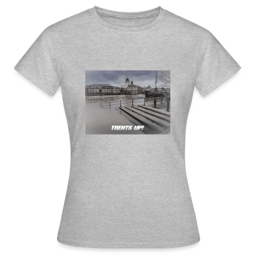 trents up - Women's T-Shirt
