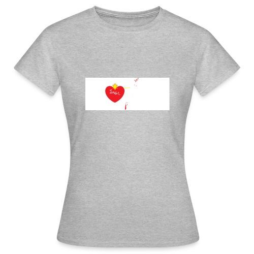 el amor de niños - Camiseta mujer