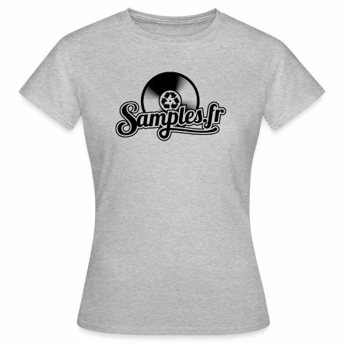 Gris / Noir (H / F) - T-shirt Femme