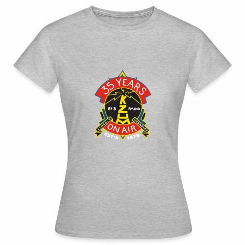 VINTAGE KZUM RADIO - T-shirt Femme