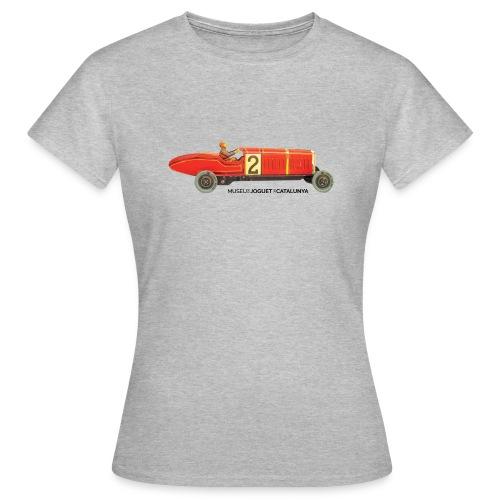 Juguete coche lata antiguo - Camiseta mujer