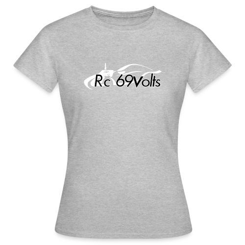 Logotypes rc69volts club de modelisme rc Français. - T-shirt Femme