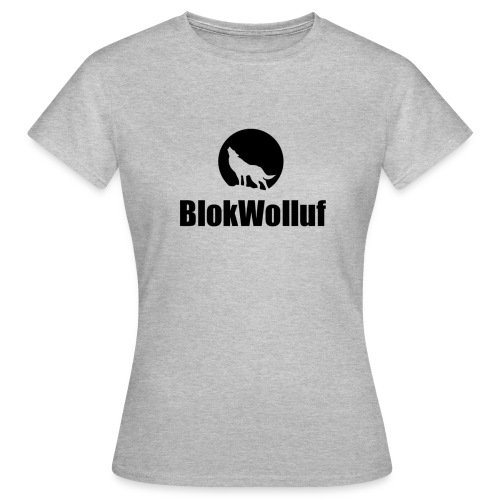 Blokwolluf - Vrouwen T-shirt