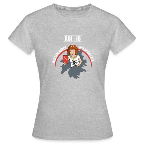 Abi18 - Frauen T-Shirt