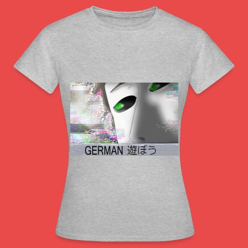 Jap. Fan Youtuber - Frauen T-Shirt