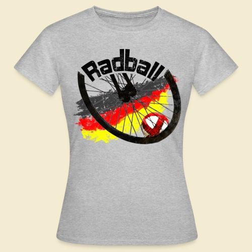 Radball | Deutschland - Frauen T-Shirt
